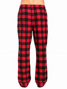 mens gingham 100 cotton flannel lounge gingham
