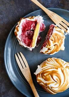 baked alaska recipe mini ones dessert for two