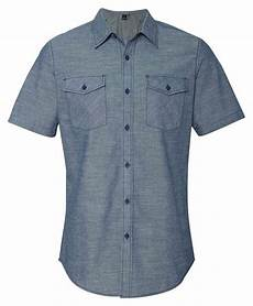 3x mens sleeve shirts burnside chambray sleeve shirt mens button