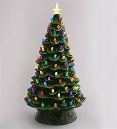 Battery Outside Christmas Tree Lights Indoor Outdoor Battery Operated Lighted Ceramic Christmas