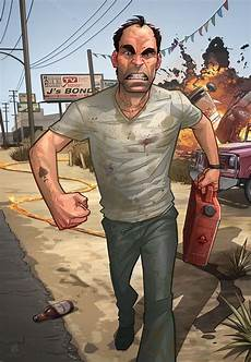 gta v trevor philips by patrickbrown on deviantart