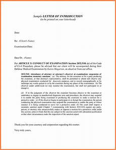Intro Letter Sample 8 Sample Company Introduction Letter Pdf Company Letterhead