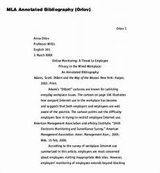 Mla Formatted Bibliographies Annotated Bibliography Generator 10 Free Online Tools