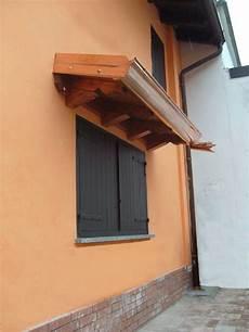 perlinato soffitto tettoia copri finestra premontata ad una falda linea
