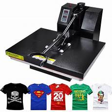 clothes printer press machine ultimate guide on how to start an t shirt business