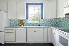 kitchen backsplash blue beautiful blue kitchen design ideas