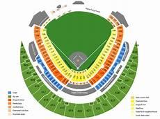 Kauffman Stadium Row Chart Kauffman Stadium Seating Chart Amp Events In Kansas City Mo