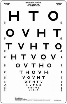 Printable Allen Picture Eye Chart Project Universal Preschool Vision Screening A