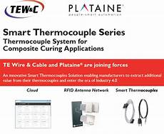 Te Wire Amp Cable Partners With Plataine For Smart