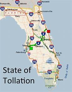 Red Light Camera Orlando Map State Of Tollation Rollbacktolls Com Quot A Grassroots