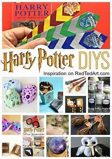 diy harry potter crafts ideas ted make