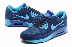 Air Light Shoes Best Quality Nike Air Max 90 Lovers Mens Dark Blue Light