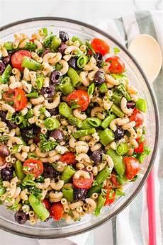 Recipes For Pasta Salad Healthy Pasta Salad Ifoodreal Healthy Family Recipes