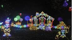 Darden Tn Christmas Lights Your Guide To Rock City Christmas Enchanted Garden Of Lights