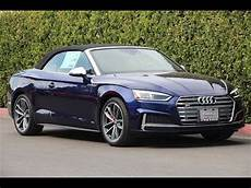 2019 audi s5 cabriolet new 2019 audi s5 2d convertible 3 0l tfsi 8 speed