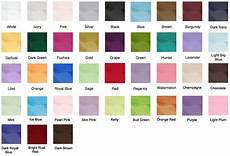 pretty dresses color chart color chart jojo shop