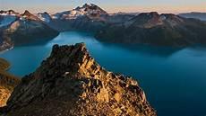 panorama nature 4k wallpaper panorama ridge 3840 215 2160 landscape garibaldi park