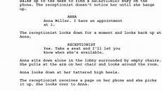 Sample Screenplay 17 Writing Tricks To Help Get You Through Your Screenplay