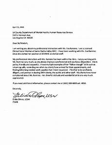 Recommendation Letter Signature Letter Of Recommendation Elidia Olmos