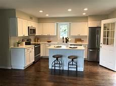 buy white shaker rta ready to assemble kitchen