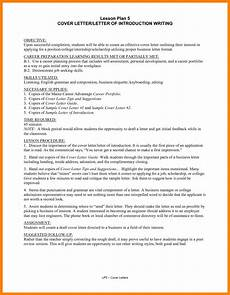 Intro Letter For Resume 5 Resume Self Introduction Introduction Letter