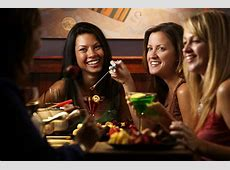 5 reasons to start your hens night at a restaurant
