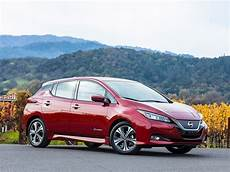 2019 nissan leaf review 2019 nissan leaf road test and review autobytel