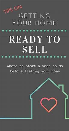 Listing A Home For Sale Getting Your Home Ready To Sell As A Seller You Want To