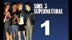 let s play the sims 3 supernatural part 1 welcome to