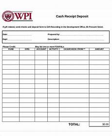 cash reciept form free 38 sample receipt forms in pdf