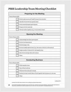 Meeting Checklist Template Free 11 Team Meeting Checklist Examples In Pdf Google