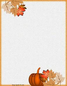 Holiday Letterhead Free Download Holiday Paper Borders Printables Fall Harvest