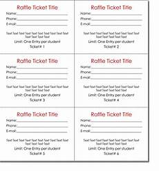 Wording For Raffle Tickets Raffle Tickets Template Template Business
