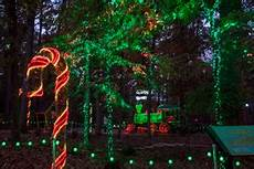 Garvan Woodland Gardens Christmas Lights 2018 Garvan Woodland Gardens Holiday Lights 2017