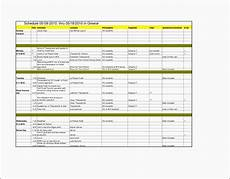 Itinerary Planner Template Free 7 Editable Vacation Planner For Students