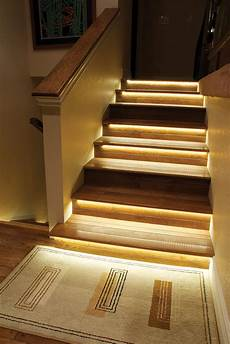 Led Lights For Stairs Ambient Staircase Lighting Diode Led