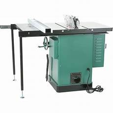grizzly 10 inch 3 hp 240v cabinet left tilting table saw