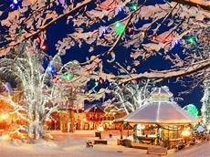 Leavenworth Wa Tree Lighting Christmas In Leavenworth 10 Must Dos For The Whole Family