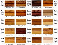 Natural Wood Colors Chart Wood Stain Color Chart Colors Amp Options Bunk Bed
