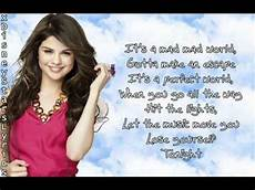 Hit The Lights Lyrics Selena Gomez Youtube Selena Gomez Hit The Lights Lyrics Youtube