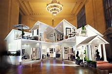Design A Dolls House Target Dollhouse In Grand Central Is Probably Bigger Than
