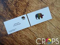 Advertising Agency Visiting Card Design Clean Design Of Business Cards Advertising Agency Crops