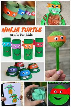 cowabunga 15 turtle crafts