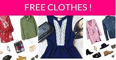 Free Clothes Sample Free Clothes Free Samples By Mail Free Samples