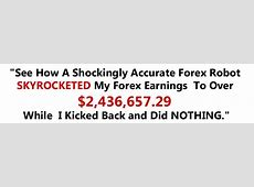 Million Dollar Pips: The First Million Dollar Forex Robot
