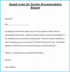 Sample Letter Of Recommendation For Elementary Principal Teacher Recommendation Letter 20 Samples Fromats