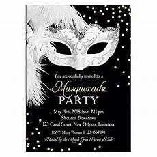 Masquerade Invitation Amazon Com Masquerade Invitation Any Wording Carnival