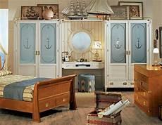 Theme Bedroom Ideas Nautical Interior For