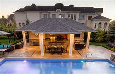 pool cabana plans that are for relaxing and