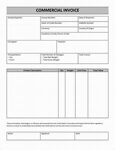 Proforma Invoice Template Pdf 10 Proforma Invoice Sample For Free Sampletemplatess